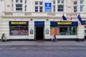 Walkabout - Brighton