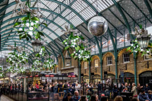 Covent Garden Market **editorial**