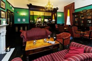 Library Bar, Central Hotel Dublin