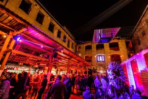 Budapest nightlife ruin bars