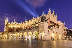 The Sukiennice Krakow
