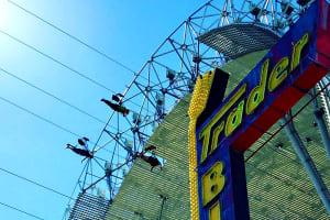 Slotzilla - ziplines in Vegas