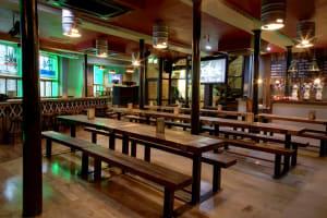 The beir keller Edinburgh - interior