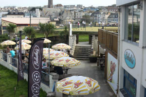 Belushis Newquay - Exterior of bar