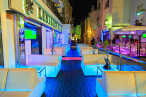 Linekers Bar - Marbella