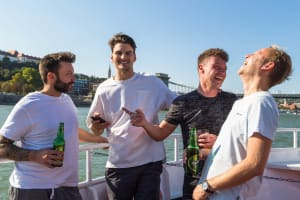 Exclusive Booze Cruise - 2 Hours