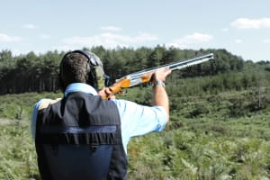 Clay Shooting - 25 Clays