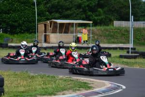Outdoor Go Karting - Open Enduro 60