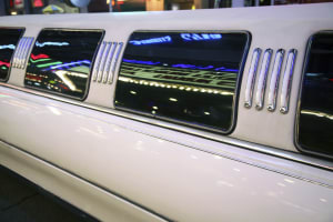 Limousine Airport Transfer - Pick-up at McCarran International Airport