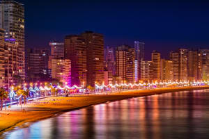 Best bar Crawl in Benidorm