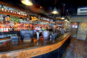 Island bar, birmingham