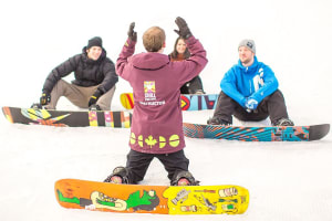 Snowboard Taster Lesson