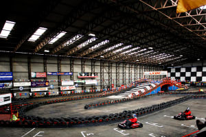 Langar Karting - Nottingham - Indoor kart 2