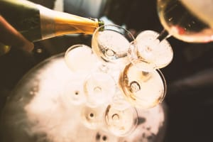Prosecco & Silver Spirits Package at Popworld - London Watling Street