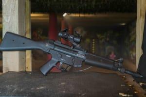 Max Events Bristol - Assault rifle course