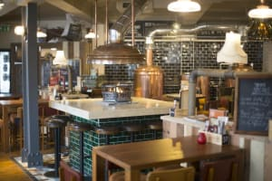 Brewhouse Kitchen Bristol