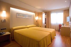 Abba Rambla hotel_Barcelona_bedroom