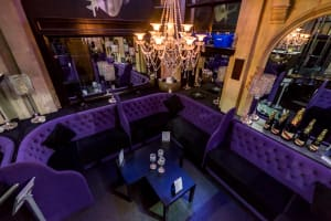 Central Chambers Bristol - Interior of club 2