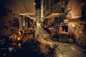 Diocletian's Wine House - Split