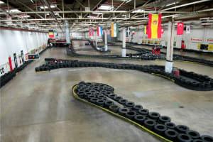 Team Sport Karting Bristol - Indoor track