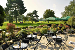Marriott Meon Valley - Outdoor area