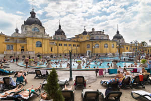 Thermal Baths - Szechenyi Baths - Budapest CHILLISAUCE