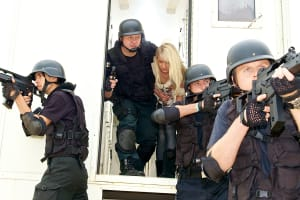 hostage rescue situation