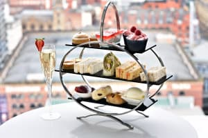 Champagne Afternoon Tea - Manchester