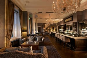 Oulton Halls - bar and restaurant