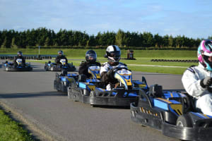 Outdoor Karting - 30 Laps Sprint Race