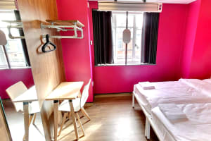 Generator hostels - London bed room