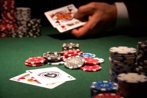 Poker Experience & Buffet