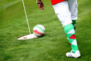 Foot Golf Tournament