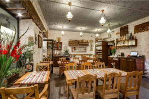 Specjaly Regionalne - Warsaw - interior restaurant