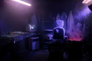 Undead arena - interior