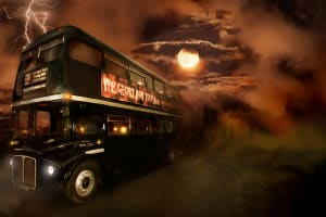 Ghost Bus Tour_Edinburgh