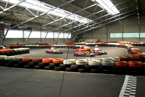 Atruma Cilts Go Kart centre - Interior