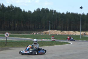 333 Sports - Go kart track