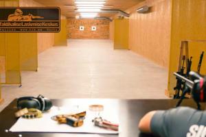 Taktikalise Laskmise Keskus - shooting range