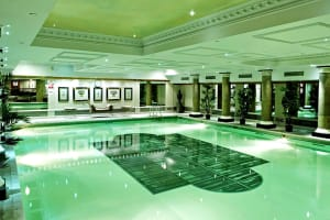 The Grange Holbron - spa