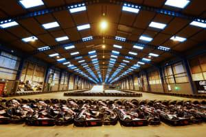 Teamsport-Liverpool-interior track