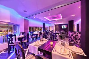 Tango Marbella - Restaurant tables