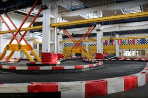 Kart One Arena - Interior track