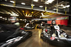 Indoor Go Karting - The Eliminator