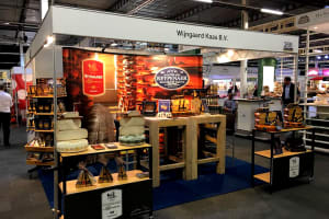Reypenaer - cheese tasting stand