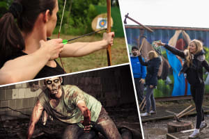 Zombie Apocalypse Training