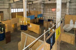 Riga Miltary Combat Laser Venue