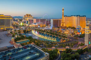 Las Vegas: the highlights