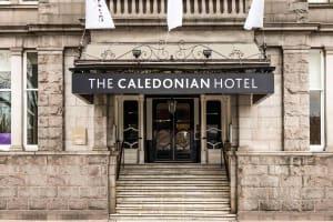 Mercure - Aberdeen Caledonian Hotel - exterior