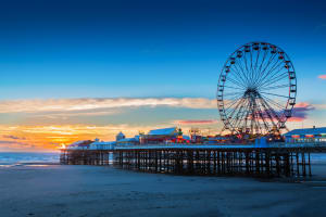 Blackpool: the highlights